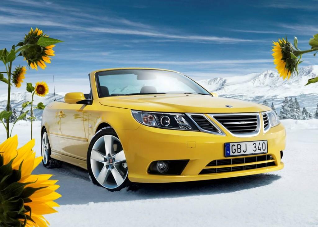Saab Springtime